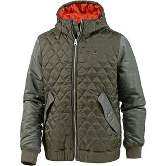 G-Star Kapuzenjacke Herren forest night