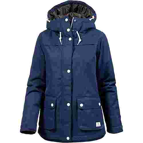 WEARCOLOUR Ida Snowboardjacke Damen Midnight Blue