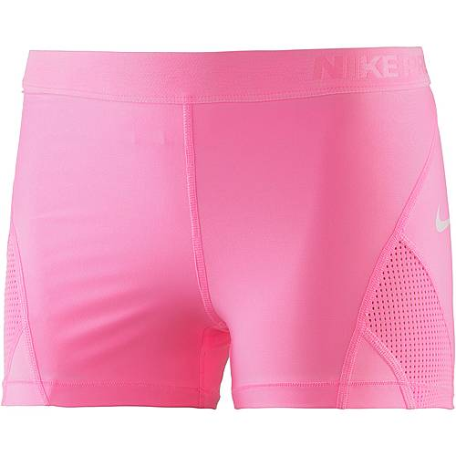 Nike Pro Hypercool Tights Damen neonpink/washed