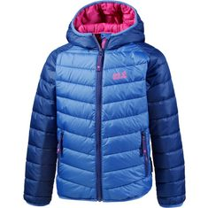 Jack Wolfskin Zenon Steppjacke Kinder royal blue