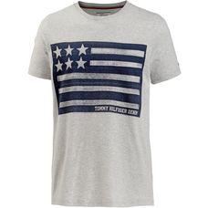 Tommy Hilfiger T-Shirt Herren LT GREY HTR