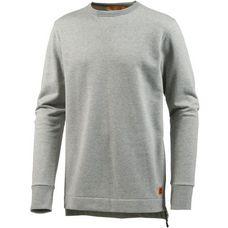 TIMBERLAND Sweatshirt Herren MEDIUM GREY HEATHER