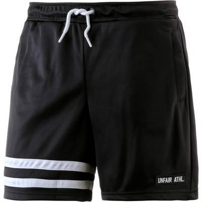 Unfair Athletics Shorts Herren black-white