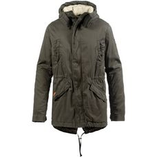 Superdry Parka Herren surplus goods khaki