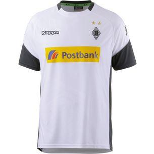 KAPPA Borussia Mönchengladbach 17/18 Heim Fußballtrikot Herren white
