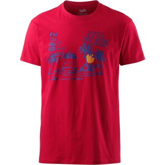 Smith and Miller Sanctury T-Shirt Herren red