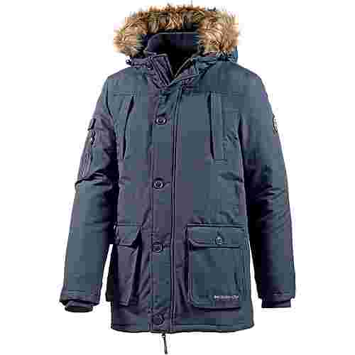 Crosshatch Parka Herren mood indigo