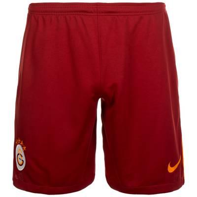 Nike Galatasaray Istanbul 17/18 Heim Fußballshorts Herren rot / orange