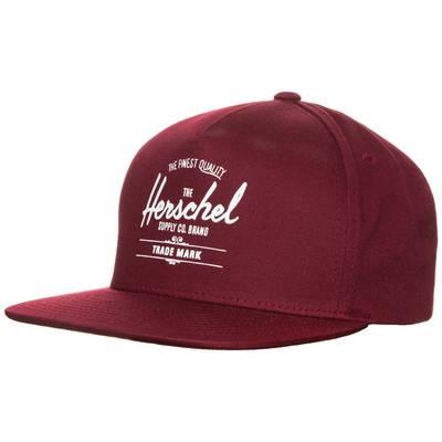 Herschel Whaler Cap bordeaux