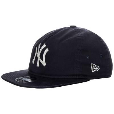 New Era 9FIFTY MLB New York Yankees Cap dunkelblau / creme