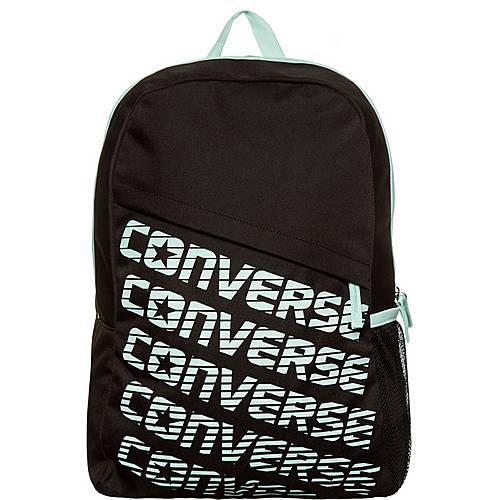 CONVERSE Speed Daypack schwarz / mint