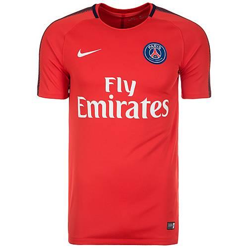 Nike Paris Saint-Germain Dry Squad Fanshirt Herren rot / blau