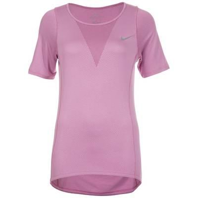 Nike Zonal Cooling Relay Laufshirt Damen flieder