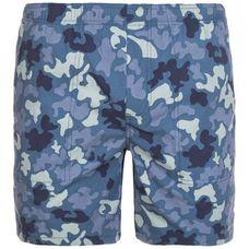 CONVERSE Printed Quickdry Shorts Herren blau