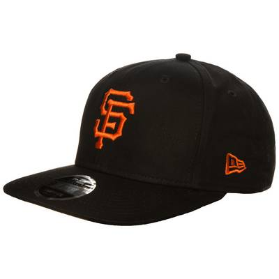 New Era 9FIFTY West Coast San Francisco Giants Cap schwarz / orange