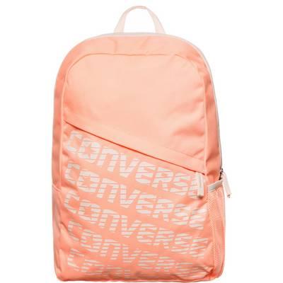 CONVERSE Speed Daypack neonorange / beige
