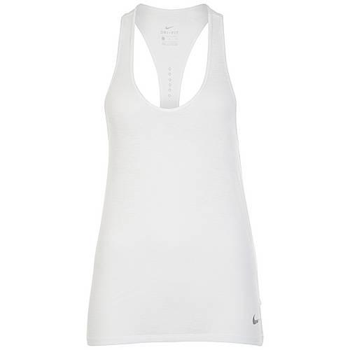 Nike Breathe Funktionstank Damen weiß