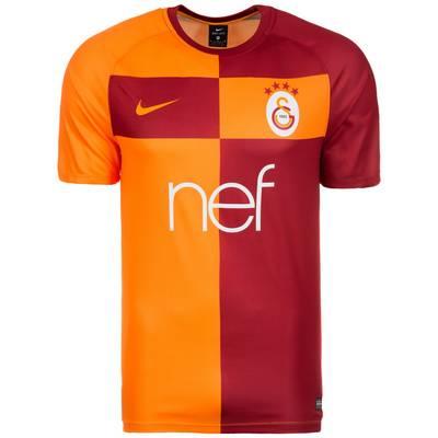 Nike Galatasaray Istanbul Fanshirt Herren dunkelrot / orange