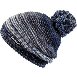 Eisbär Mütze Kunita Pompon Bommelmütze dunkelblau