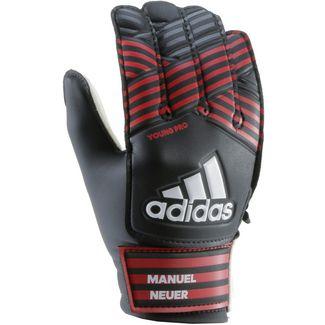 adidas Manuel Neuer Torwarthandschuhe Kinder black