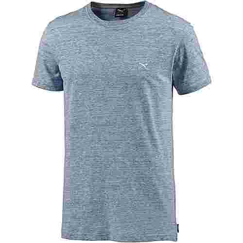 iriedaily T-Shirt Herren steel mel
