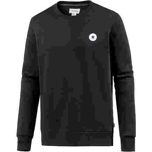CONVERSE Sweatshirt Herren BLACK