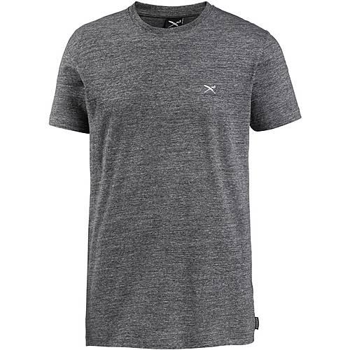 iriedaily T-Shirt Herren anthra mel