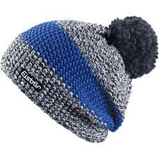 Eisbär Styler Bommelmütze Herren schwarz-blau