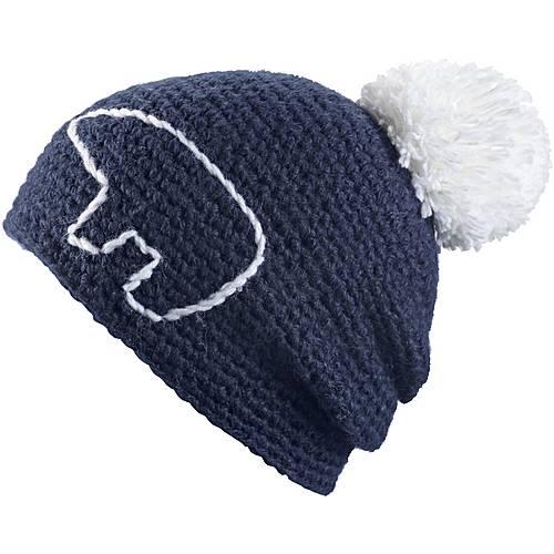 Eisbär Jay Bommelmütze blau