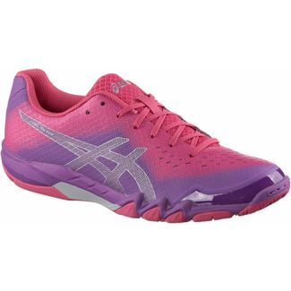 ASICS GEL-BLADE 6 Volleyballschuhe Damen orchid-prune-rouge red