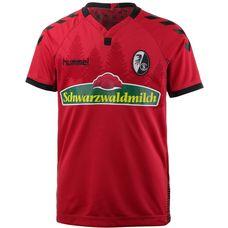 hummel SC Freiburg 17/18 Heim Fußballtrikot Kinder true red/black