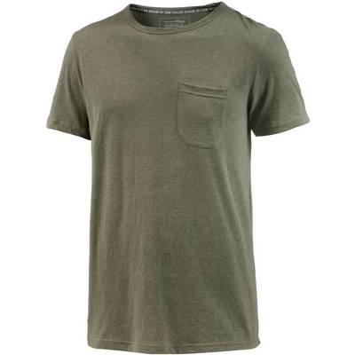 TOM TAILOR T-Shirt Herren woodland green
