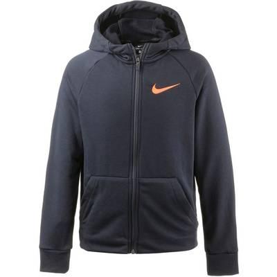 Nike Trainingsjacke Kinder BLACK/HYPER CRIMSON