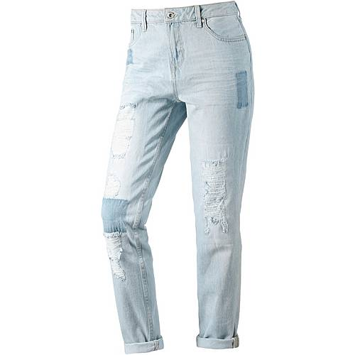 TOM TAILOR Boyfriend Jeans Damen light stone wash