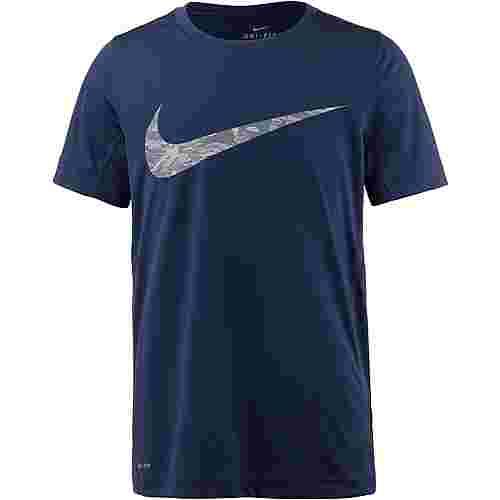 Nike Funktionsshirt Kinder BINARY BLUE