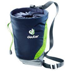 Deuter Gravity Chalk Bag I L Chalkbag navy/grün