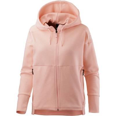 adidas STADIUM Sweatjacke Damen icey pink