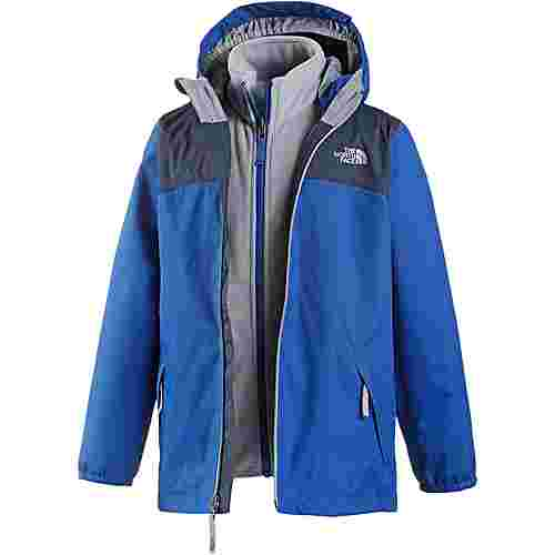 The North Face Doppeljacke Kinder Bright Cobalt Blue