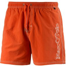 Marc O'Polo Badeshorts Herren orange
