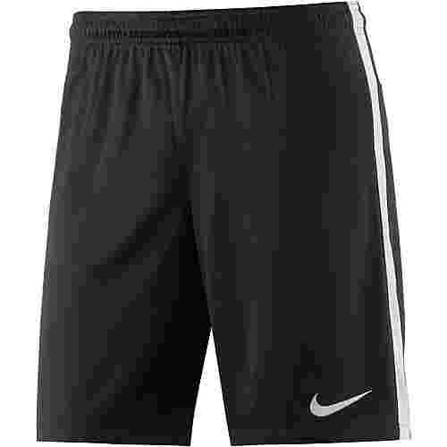 Nike Squad Fußballshorts Herren black-white-white
