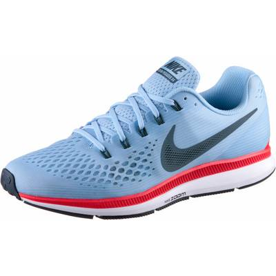 Nike AIR ZOOM PEGASUS 34 Laufschuhe Herren ice-blue-blue-fox
