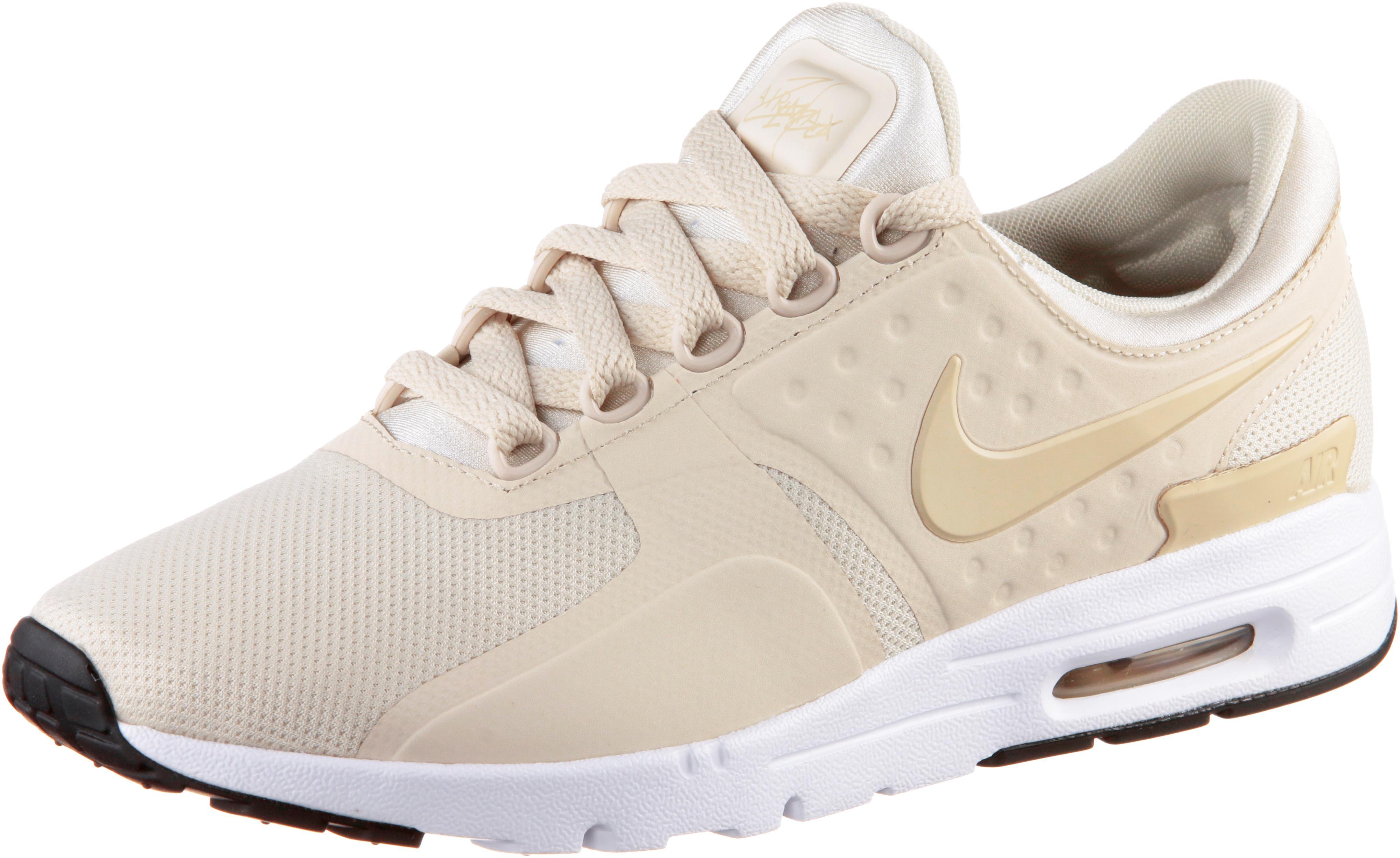 Nike Air Max Zero Sneaker Damen lt orewood brn oatmeal white im Online Shop von SportScheck kaufen