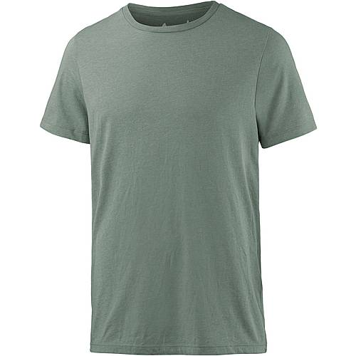 Jack & Jones T-Shirt Herren hellgrün washed