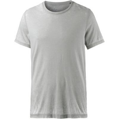 Jack & Jones T-Shirt Herren grau washed