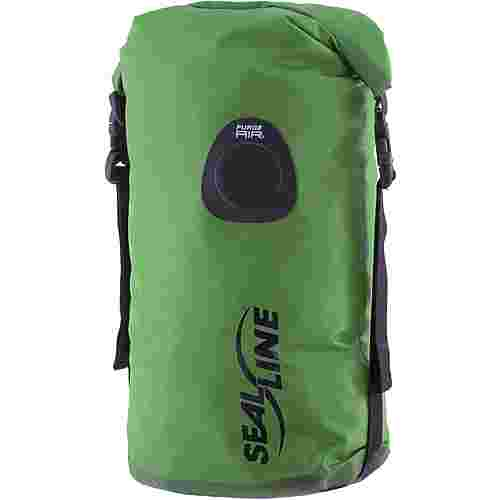 Sealline Bulkhead Comression Dry Bag Packsack grün