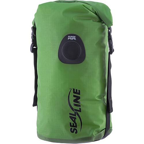 Sealline Bulkhead Comression Dry Bag Packsack grün