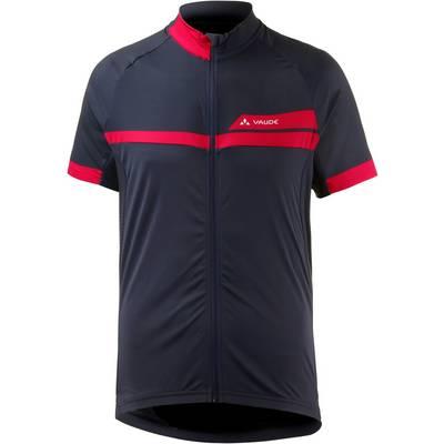 VAUDE Pro II Fahrradtrikot Herren blau/rot