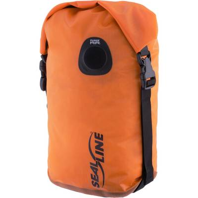 Sealline Bulkhead Comression Dry Bag Packsack orange