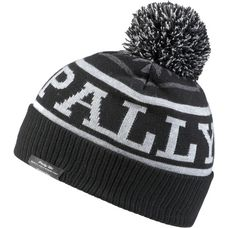 Pally Hi BAVARIFORNICATION Beanie bluek/ heather grey