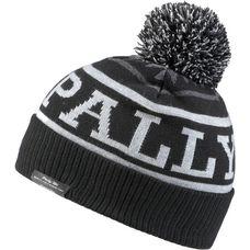 Pally Hi BAVARIFORNICATION Beanie bluek/ heather grey